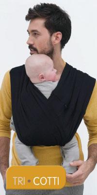 Babylonia Baby Carriers - Tri-Cotti draagdoek