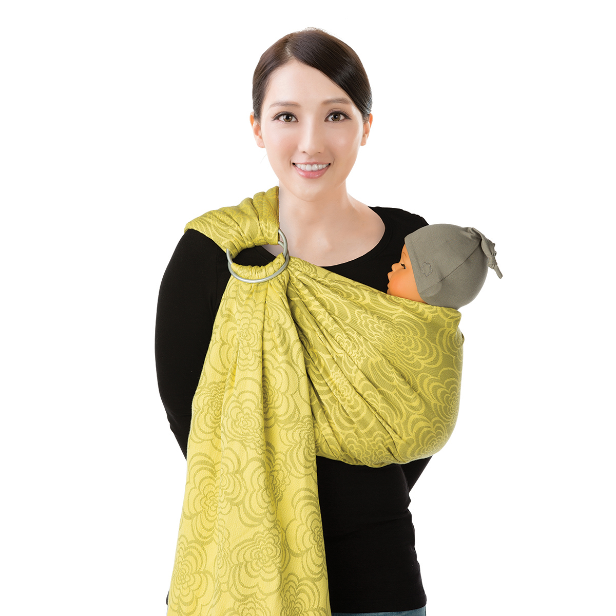 BB-sling - Marigold. Babylonia baby carriers ade4e12689c