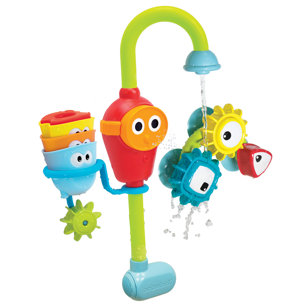 4c181f7623e300 Badspeelgoed - Spin 'N' Sort spout Pro. Yookidoo